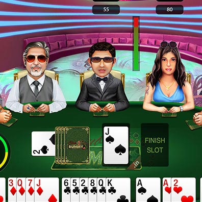 Rummy is an Indian version of Poker having many variants & is played with family, friends, in clubs or at home.